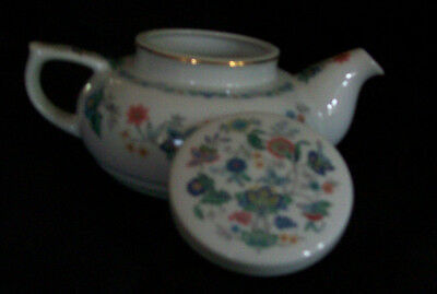 "Andrea by Sadek Floral ""Garden of India"" Tea for One Teapot"