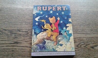 Vintage Rupert Bear Annual 1979 Daily Express unclipped