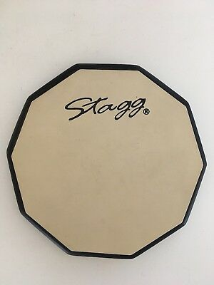 "Stagg 6"" Drum Practice Pad"