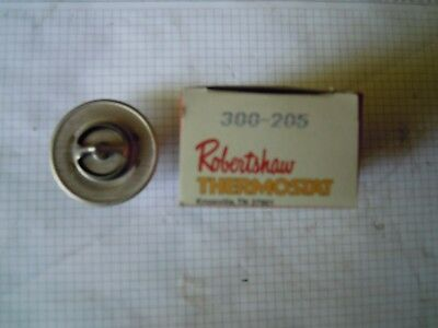 Thermostat Robert Shaw #300-205 AMC,Buick,Cadillac,Dodge,Ford,GMC,Lincoln,Nissan