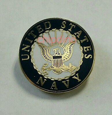 Us Navy Lapel Pin Logo Military
