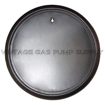 "15"" Steel Wall Mount for Gas Pump Globe Lens (MB 715M)"
