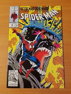 Spider-Man #30 ~ NEAR MINT NM ~ (1993, Marvel Comics)