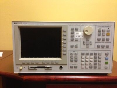 Agilent / HP 4156B Precision Semiconductor Parameter Analyzer