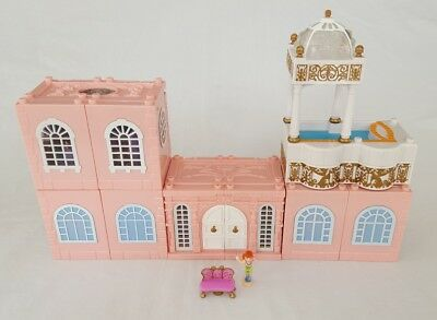 Polly Pocket 1999 Dream Builders Deluxe Mansion