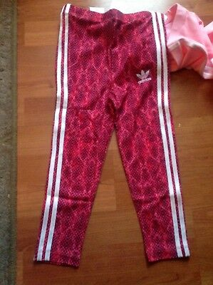 adidas girls leggings