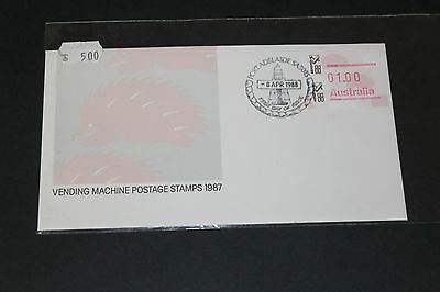Aust 1988 Aeropex 88 National Air Mail Exhibition Souvenir Cover