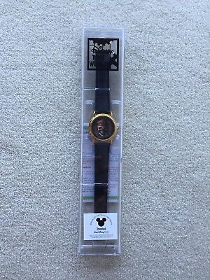 Disney Time Works Pirates Watch (Opening Day, Leather)