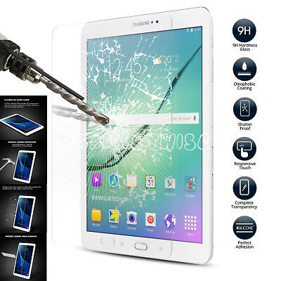 "TEMPERED GLASS For Samsung Galaxy SM-T585 T580 Tab A6 10.1"" -Screen Protector"