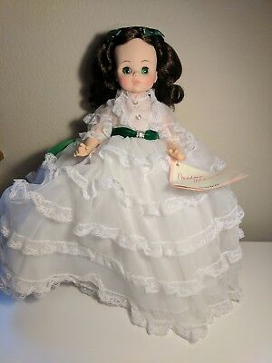 Madame Alexander - Scarlett #1590 - Gone With the Wind - 14""