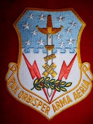 US Air Force - 341st Bomb Wing - Large Size Formation Patch