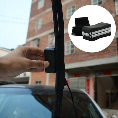 Universal Car Windshield Vehicle Wiper Blade Scratch Repair Cleaner Polish Tool~
