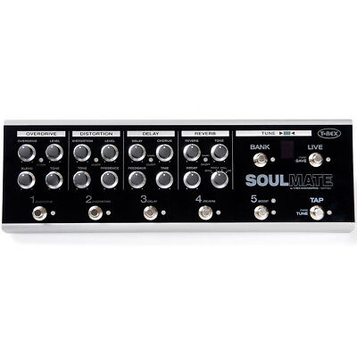 T-REX Soul Mate Multi Effects Pedal