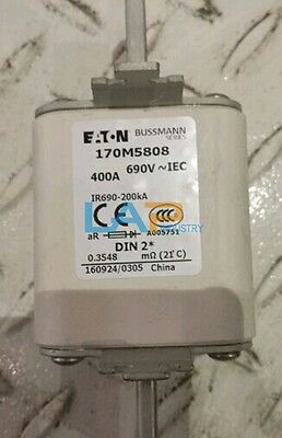 1PC NEW Bussmann 170M5808 400A 700VAC