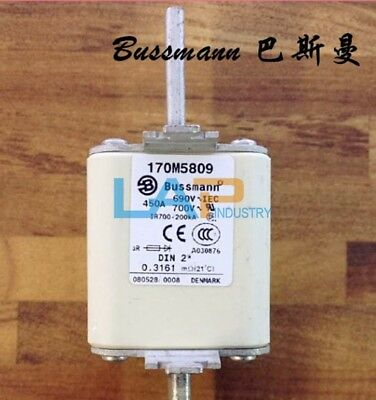1PC NEW Bussmann 170M5809 400A 690VAC