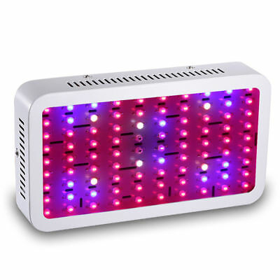 900W LED Grow Light Hydro Full Spectrum Hydroponics Veg plant Bloom Indoor Panel