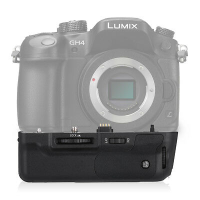 DMW-BGGH3 Vertical Battery Grip For Panasonic Lumix DMC-GH4 DMC-GH3 DSLR Camera