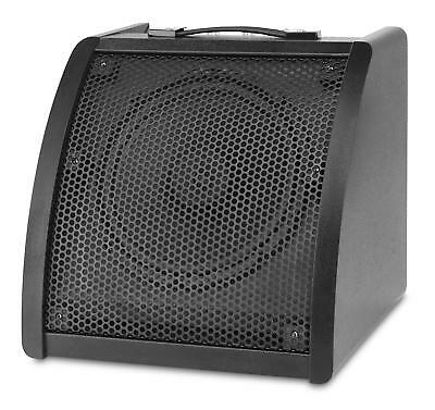 Dj Pa Active Monitor E-Drum Keyboard Speaker Box 3-Band Equalizer Aux In 30W New