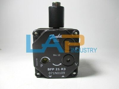 New BFP21R3 Danfoss oil pump can replace BFP20R3 for Oil or Oil-gas dual burner