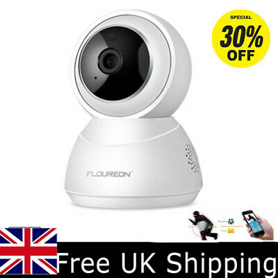 1080P HD Wireless Wifi Security Bullet IP Camera CCTV Webcam Baby/Pet Monitor UK