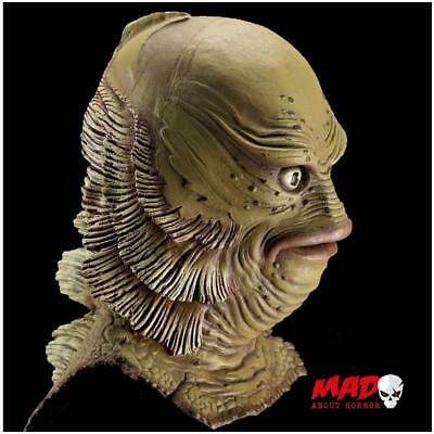 Official Creature from the Black Lagoon Latex Collector Mask Horror Collectible