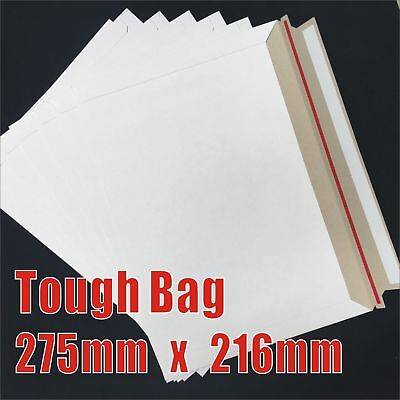 Tough Envelope 216mm x 275mm  Cardboard Bag Card Mailer Envelopes TB1