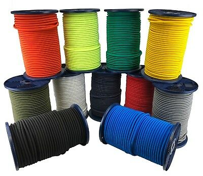 BUNGEE CORD bungie elastic rope shock cord flexible abrasion resistant UV stable