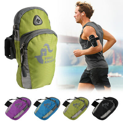 Universal Sports ArmBand Outdoor Running Jogging Arm Holder Bag for Mobile Phone