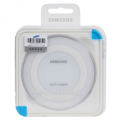 10PCS JOBLOT FAST CHARGER Samsung Wireless Charger Qi Charging Pad Plate Galaxy