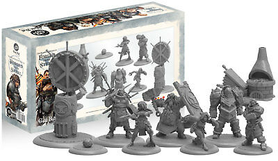 New Guild Ball The Blacksmith's Guild Forged From Steel (pre-order 17th Nov)