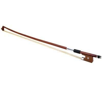 3/4 Violin Bow Brazilwood Student Violin Bow Mongolian Horsehair 3/4 Violin Bow