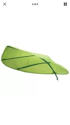 IKEA LOVA Green Leaf Children's Bed Canopy/Brand New