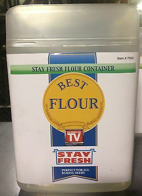 5 LB Flour / Sugar - Container / Cannister / Storage Keeper   Ships FREE