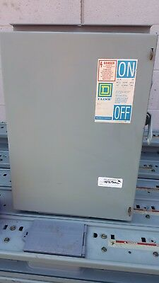 Square-D PQ3620G I-Line Busway Switch Disconnect