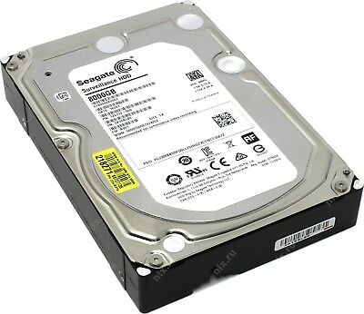 Seagate 8 TB Internal Hard Drive -ST8000VX0002 HDD (Hard Disk Drive)