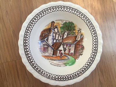 "Vintage Myott Son & Co Hanley "" Shakespeare Land"" Small Dish"
