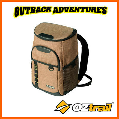 Oztrail Collapsible Cooler Backpack 24 Can Camping New Model