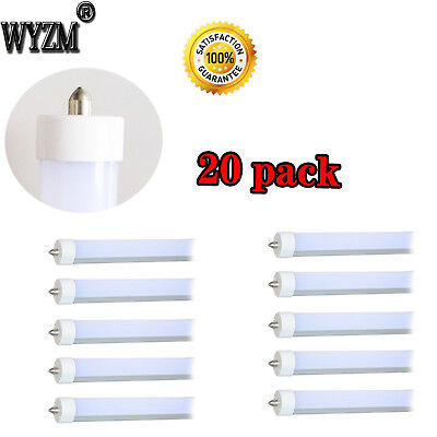40W R17D T12 8ft LED Tube,8' F96T12/CW/HO LED Fluorescent Tube Replaced 100-277V