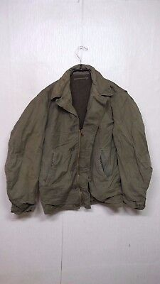 RARE 1940'S Vintage WW2 Korean War US Navy N4 Field Deck Jacket Military Uniform