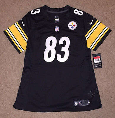 30a8f057463 Heath Miller Pittsburgh Steelers Nike Limited Women s Jersey NWT. XS.