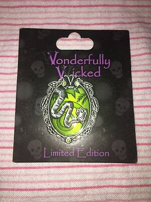 Disney Pin Kaa Wonderfully Wicked Villains The Jungle Book  Le Pin Of Month