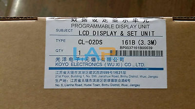 1PC NEW KOYO Text Display CL-02DS