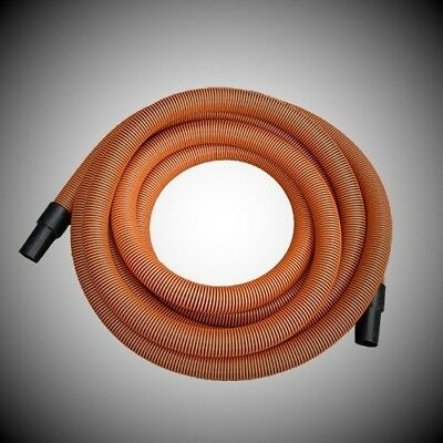 38mm GVAC Hose with Cuff 15 meter for Carpet Machines