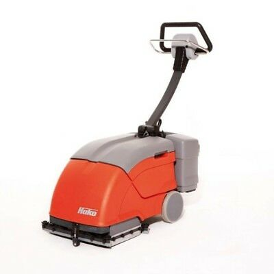 new HAKO Scrubmaster B10 Battery Powered Industrial Cylindrical Floor Scrubber