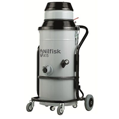NILFISK A15 Industrial Compressed Air Vacuum Cleaner
