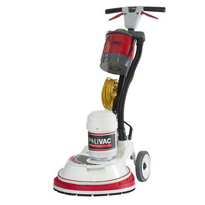 new POLIVAC PV25 Hospital Canister and Suction Polisher 420RPM, 1300W