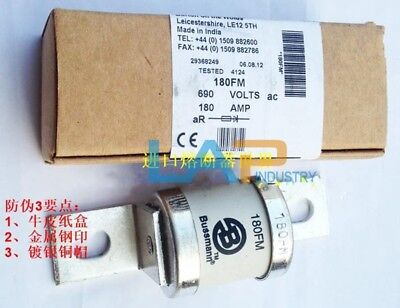 1PC NEW Bussmann 180FM Semiconductor Fuse 180A 690VAC T Type BS88