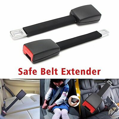 Seat Seatbelt Safety Belt Extender High Strength Car Auto Extension Buckle Clip
