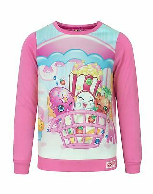 Shopkins Sublimation Girl's Sweatshirt