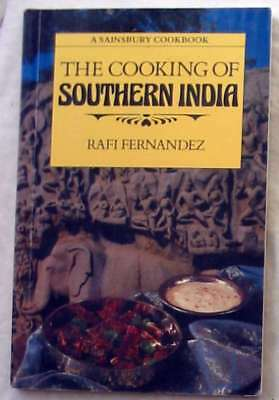 The Cooking Of Southern India - Rafi Fernández - A Sainsbury Cookbook - Ver